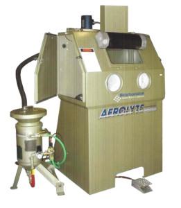 Bicarbonator Soda Blast Cabinet