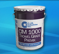 CIM 1000 Trowel Grade