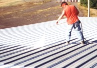 R-Panel Spray Application
