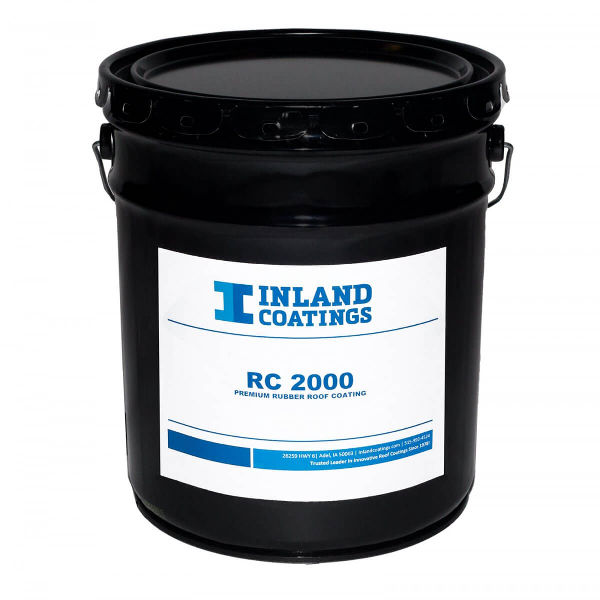 Inland RC 2000 Premium Rubber Roof Coating JPEG